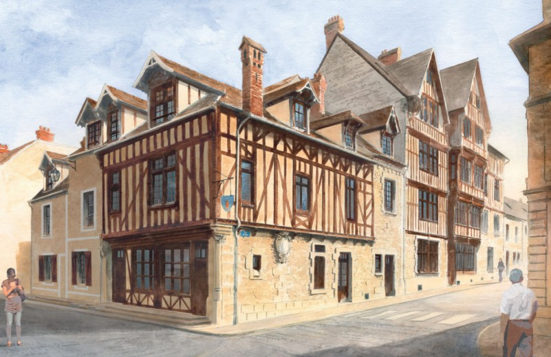 Logis Saint-Jacques